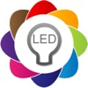 LED Magic Color 控制器、灯泡