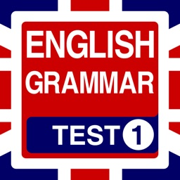 English Grammar Test 1 Level 1