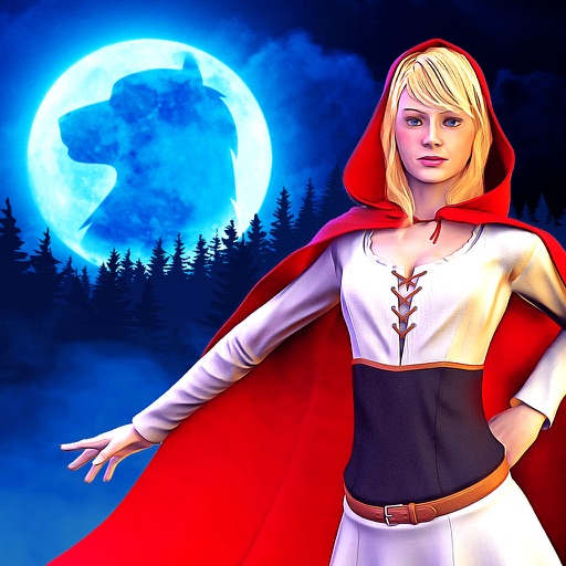 Red Riding Hood - Star-Crossed Lovers - A Hidden Object Adventure (FULL) icon