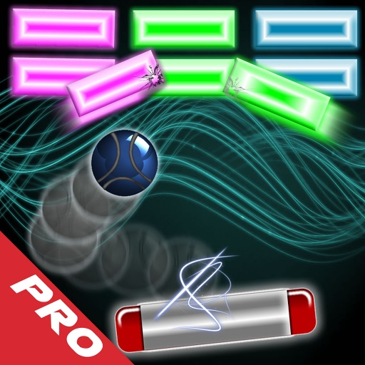 Bricks War Attack Pro - Addictive Breakout Game