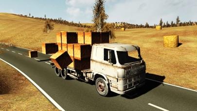 貨物4x4のオフロードトラックドライバーの交通シミュレータのおすすめ画像5