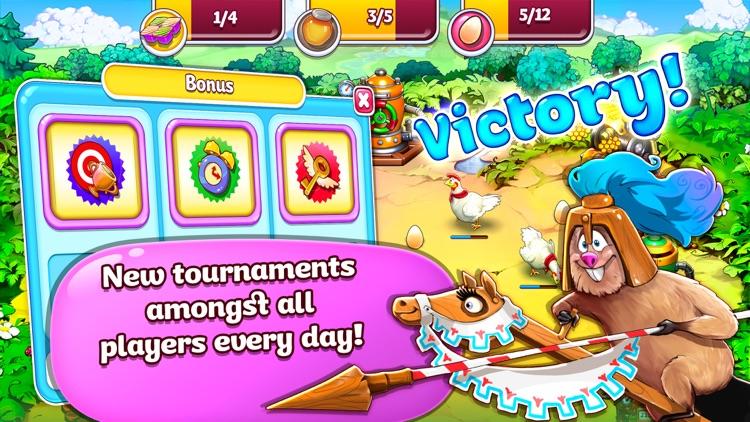 Farm Frenzy and Friends screenshot-3