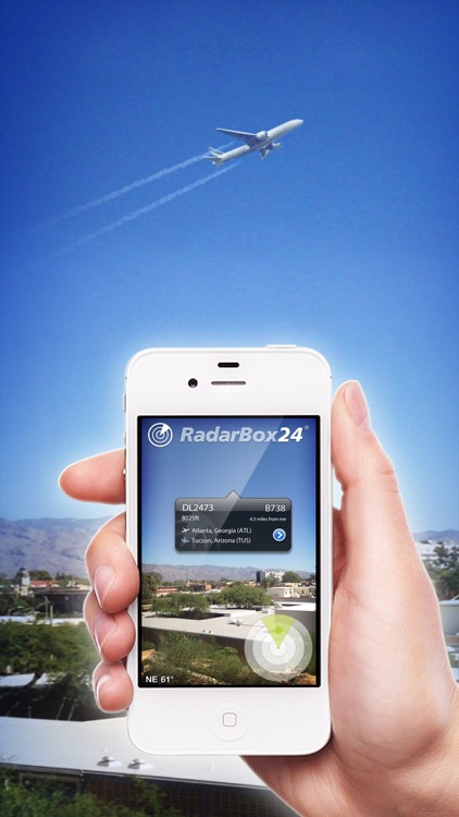 RadarBox24 | Pro Flight Radar and Live ATC