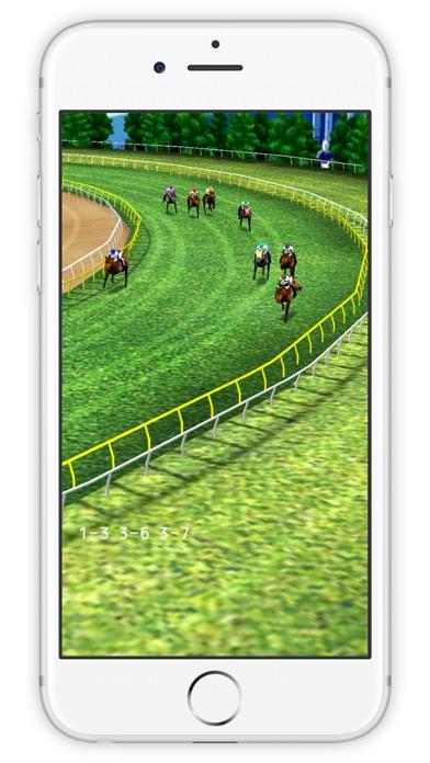 シンプル競馬ゲームのスクリーンショット3