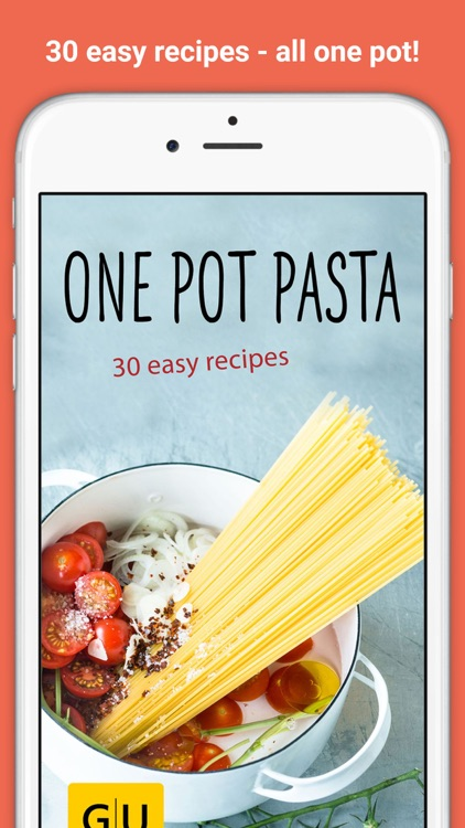 One Pot Pasta - 30 easy recipes