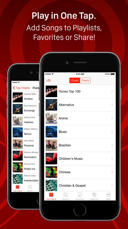 iMusic Player and Streamer