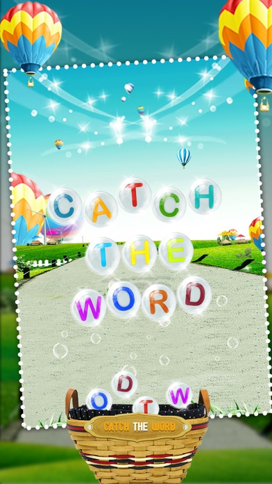 Catch The Word - Learn to Spell Fun Spelling Kids Game screenshot two