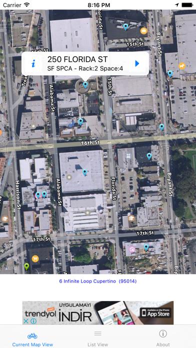 Find A Bike Rack : For San Francisco