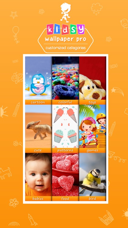 Kidsy Wallpapers ® Pro