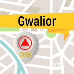 Gwalior Offline Map Navigator and Guide