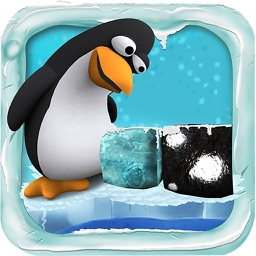 Penguin Ice Crush 3D Free - Strategy Puzzle Game