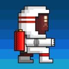 Star Warning Astronaut Exploration icon