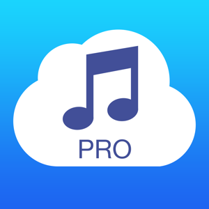 Musicloud Pro - MP3 and FLAC Music Player for Cloud Platforms. app