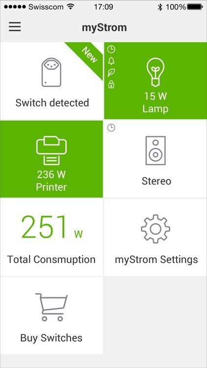 myStrom Mobile