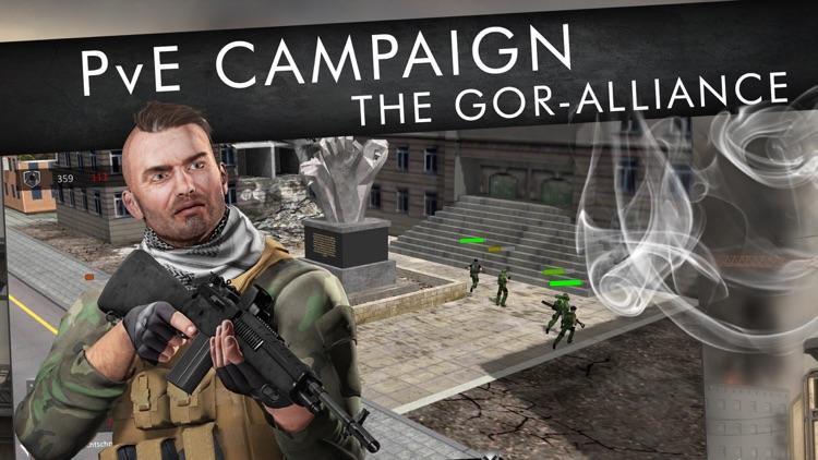 Bloody War: Mercenary, Inc. screenshot-3
