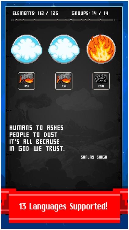 Doodle God: 8-bit Mania Free screenshot-4