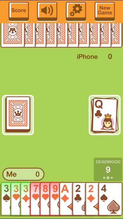 Gin Rummy The Card Game