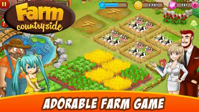 Farm Games Ranch Grange Countryside Animal Life 2