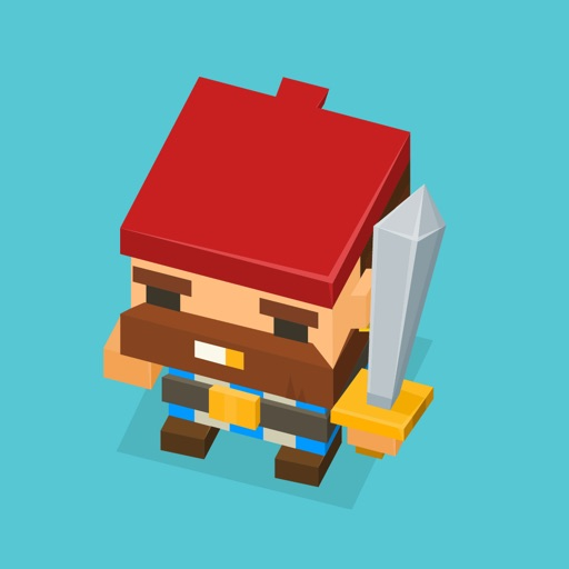 Wunder Run - Cubic Cliff Hopper