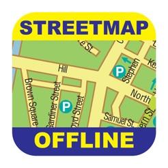 Washington DC Offline Street Map