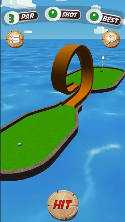 Mini Golf Stars! Retro Golf Game