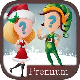 Face photo editor for Christmas  - Premium