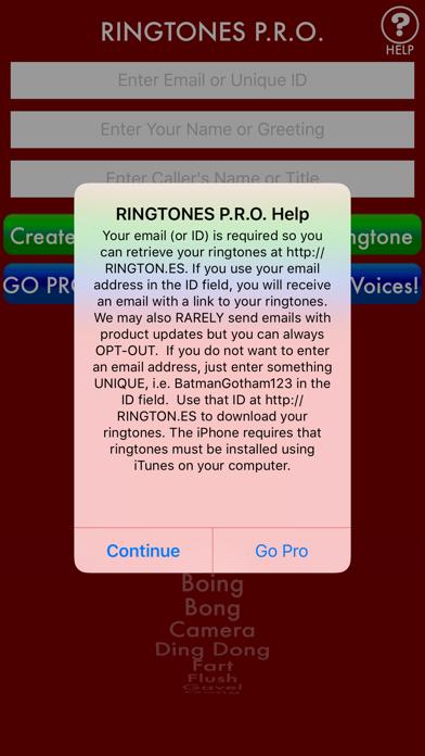Ringtones P.R.O. Скриншоты4