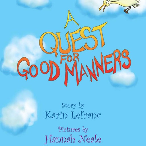 A Quest for Good Manners - Interactive Book App for Children