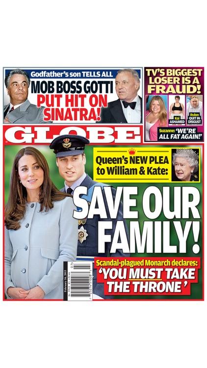 Globe Magazine