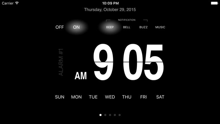 The Clocks: Alarm Clock, World Clock screenshot-4
