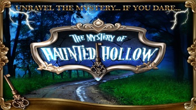 Mystery of Haunted Hollow: Point Click Escape Game-0