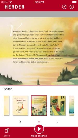Die Legende vom heiligen Nikolaus Screenshot
