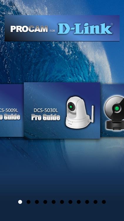 PROCAM D-Link Camera Series