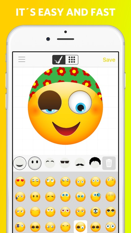 Emoji Master - Create and share your own emojis! screenshot-4