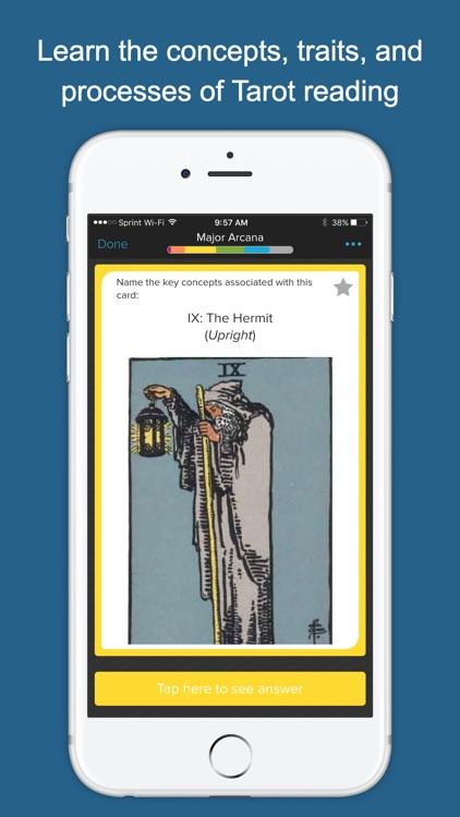 Tarot Card Memorizer