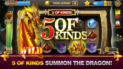 Free Casino Slot Machines 1.0 IOS