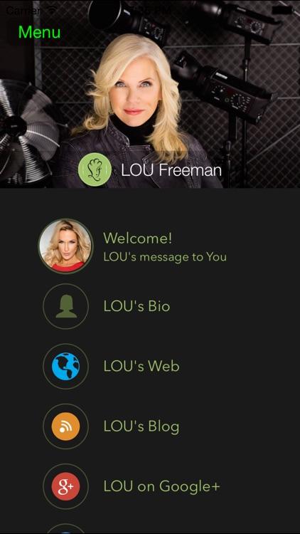 LOU Freeman - Fashion & Glamour Posing - Reclining screenshot-4