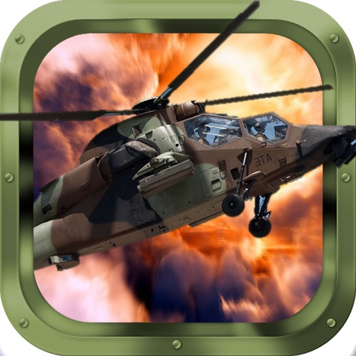 Helicopter Combat Sky - Addictive Wargame