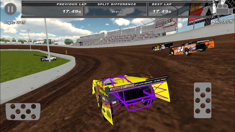 Dirt Trackin screenshot-4