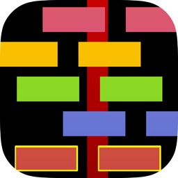 Line - How many Blocks can you line? A Retro Game Edition