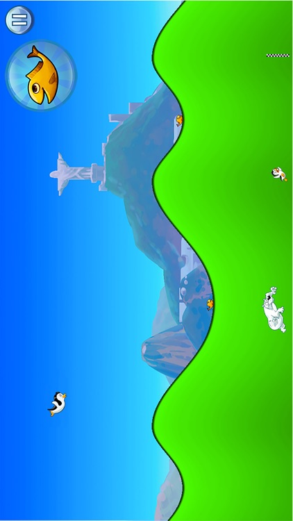 Racing Penguin Free - Top Flying and Diving Game