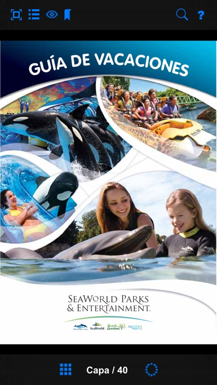 Guia SeaWorlds version Español