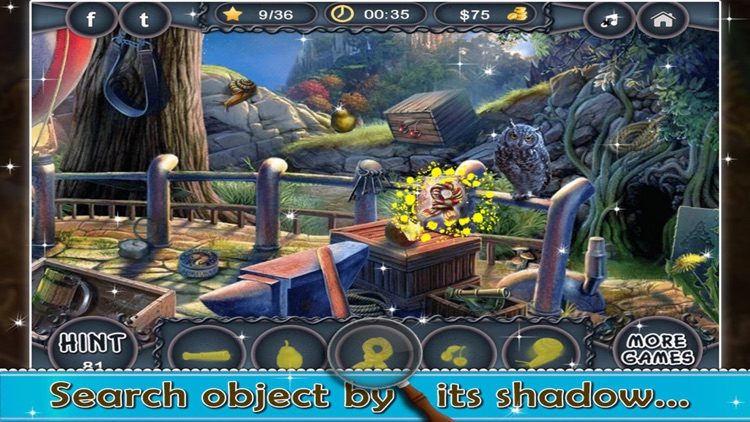 Beyond The Fog - Hidden Objects game for kids and adults
