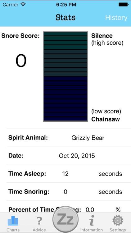 SleepLab - Advanced Snoring And Sleep Tracking
