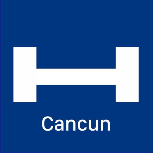 Ciudad Cancún Hoteles + Compara y Reserva de hotel para esta noche con el mapa y viajes turísticos