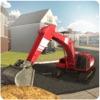 サンドショベルシミュレータ3Dクレーン - クレーンオペレーターは採石場から、工事現場にローダートラック&ドライブであります - iPhoneアプリ