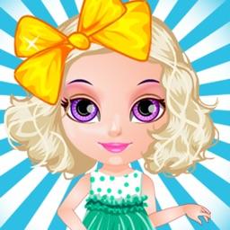 冰雪公主的生日舞会-女孩子最爱的美容换装游戏免费