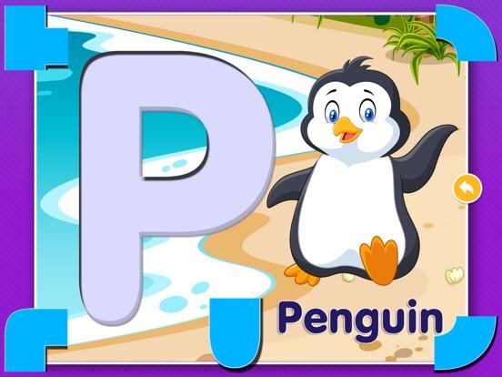 Игра Игра английский алфавит и пазлы для малышей - детские развивающие игры для маленьких детей и мальчиков в возрасте 2 - 5 лет