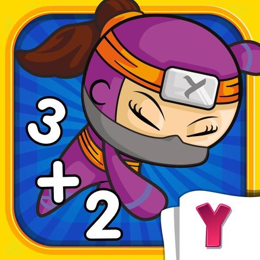 Math Heroes 1: Basic Fun Math for Kids