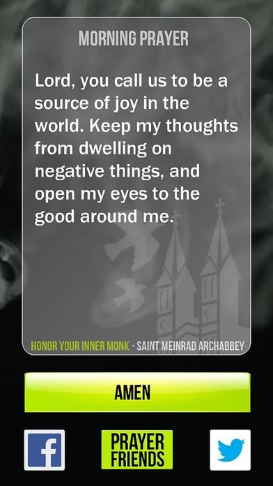 Honor Your Inner Monk - Saint Meinrad Archabbey Prayer App-1